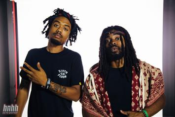 "EarthGang's Doctur Dot Blames Dreamville's Parent Label For ""Mirrorland"" Holdup"