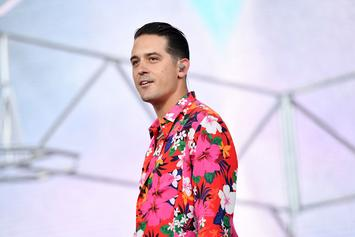 """G-Eazy Reportedly """"Boos"""" Halsey's Music During Night Out"""