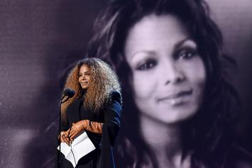 Janet Jackson Inducted Into Hall Of Fame & Wants To See More Women Honored