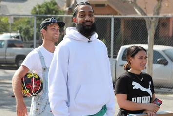 Warriors & Clippers Pay Respect To Nipsey Hussle After Tragic Murder