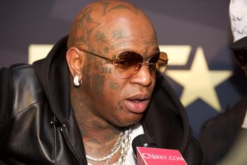 """Birdman To Get His Facial Tattoos Removed: """"That Stereotypes You"""""""