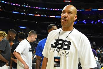 LaVar Ball Says He Shut Down Big Baller Brand But Changed His Mind