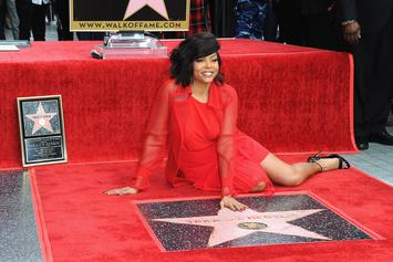 Taraji P. Henson Opens Up About Her Current Struggle With Depression