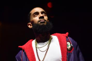 Nipsey Hussle's Family & Friends Rushed To Hospital After He Was Admitted