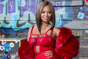 Teairra Mari Claps Back At 50 Cent With Floyd Mayweather Photo