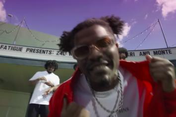 "Smino Knows How To Throw A Party While On The Road In ""Z4L"" Video"