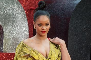 "Rihanna Is Still Trolling Thirsty Fans Over ""The Album"" Holdup"