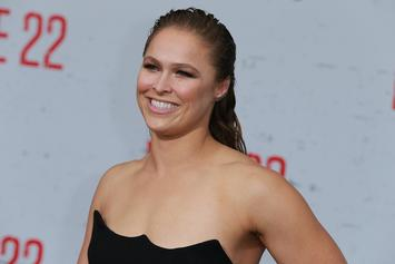 """Ronda Rousey Suffers """"Severely Broken"""" Hand At WrestleMania 35: Report"""