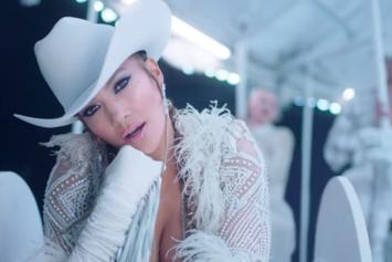 "Jennifer Lopez Is A Carnival's Main Attraction In New ""Medicine"" Video"