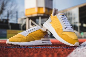 Adidas ZX 500 RM Releasing In Yellow & White Colorway: Details