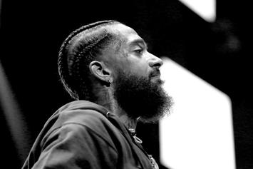 Lauren London's Son With Lil Wayne Speaks About His Nipsey Hussle Dream