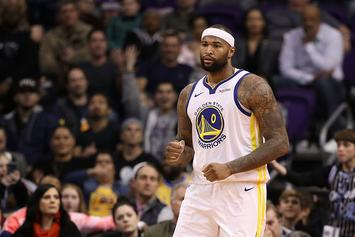 """DeMarcus Cousins No Longer Wants Be Known As """"Boogie"""""""