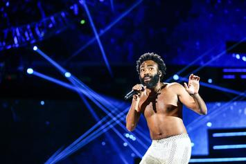 "Childish Gambino Explains His Google x Coachella ""Brighter In The Dark"" Installation"