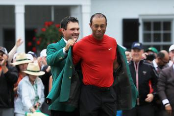 Tiger Woods Bettor Wins $1.19 Million After Masters Victory