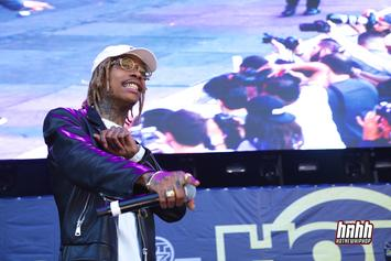 "Wiz Khalifa Rolls Up New 4/20 Project ""The Good Fly Young"""