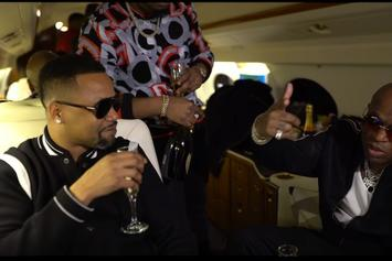 "Juvenile & Birdman Flex On A Private Jet In ""Breeze"" Visual"