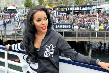 Angela Simmons Posts About Struggles But Fan Callously Questions Rich Lifestyle