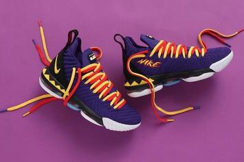 """Nike LeBron 16 """"Martin"""" Releasing Today: Purchase Links"""
