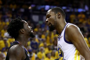 """Patrick Beverley On Kevin Durant Trolling: """"I Do It For My Teammates"""""""