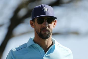 Michael Phelps Hopes Tiger Woods Can Break Record For Most Major Wins