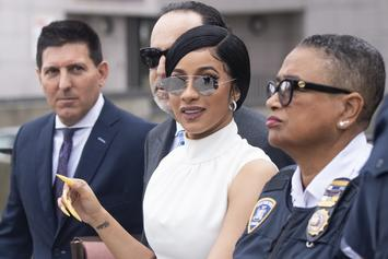 Cardi B Rejects Plea Deal In Strip Club Beatdown Case