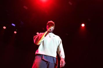"""Kanye West Premieres New Song """"Water"""" At Coachella Sunday Service"""