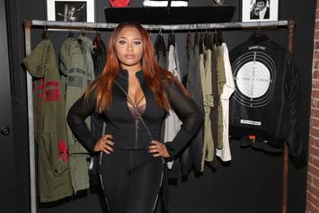 """Teairra Mari Calls 50 Cent """"Spare Change"""" & A """"Washed Up Old School Rapper"""""""