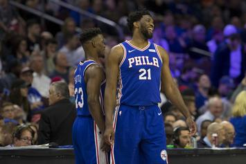 """Joel Embiid Is Confident That The 76ers """"Can Win It All"""""""