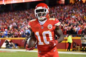 Tyreek Hill Breaks Silence: Says Son's Health And Happiness Is #1 Priority