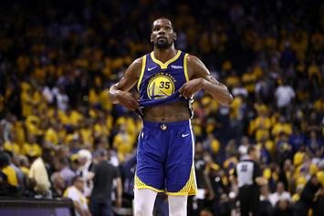 Kevin Durant's Teammates Believe He's Leaving For New York: Report
