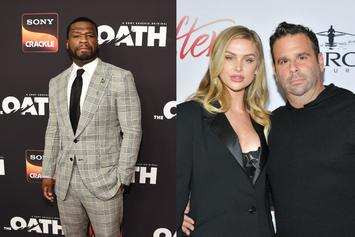 "50 Cent Calls Bravo Reality Star A ""Hoe"" & Tells Her Fiancé To Run Him His Money"