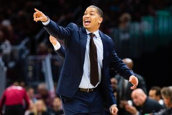 """Tyronn Lue Left """"Lasting Impression"""" On Lakers After 2nd Interview"""