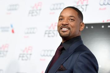 "Will Smith Reacts To Dramatic ""Bel-Air"" Trailer"