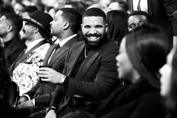 Drake Brings Ultimate Throwback With MSN Messenger Caption