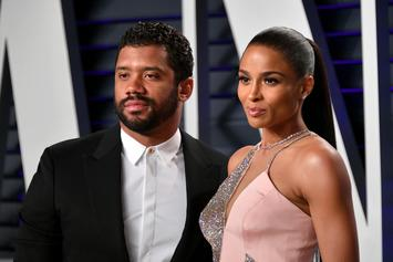 Ciara & Russell Wilson Celebrate Daughter's Birthday With Elmo-Themed Party