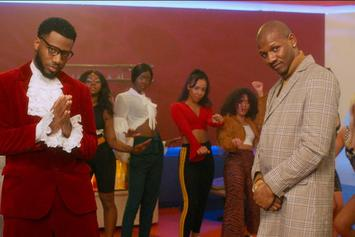"Giggs Channels Austin Powers In New ""Baby"" Music Video"