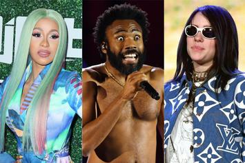 Austin City Limits Festival Lineup: Cardi B, Childish Gambino, Billie Eilish & More