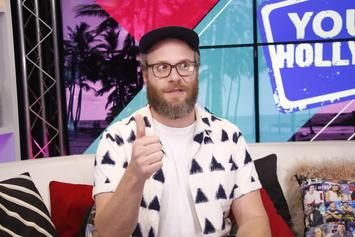 Seth Rogen Has Been High In One Hundred Percent Of His Films