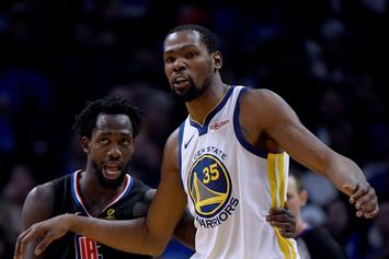 """Kevin Durant Proud Of Playoff Success: """"What I'm Geared For"""""""