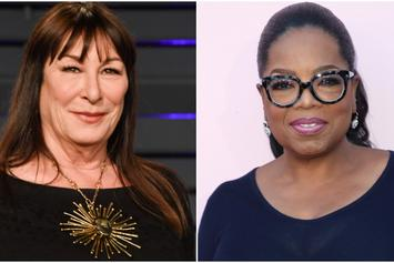 """Anjelica Huston Details Her Silent Feud With Oprah Winfrey: """"She Won't Talk To Me"""""""