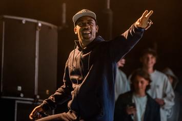 """Wiley's """"The Godfather 3"""" To Drop Under Spooky Inferences On Friday The 13th"""