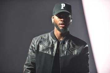 Bryson Tiller's Girlfriend Kendra Bailey Helps Build Scooby-Doo Car For Singer's Daughter
