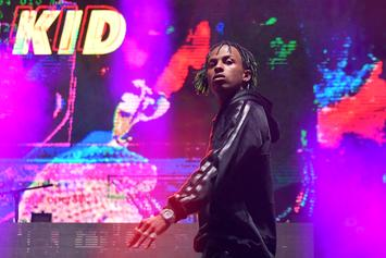 Rich The Kid Confronted By Cops Following Tense Delta Flight Over Alcohol: Report