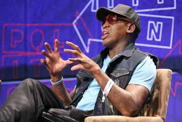"Dennis Rodman Disses LeBron James: ""He Is So F***ing Easy To Play"""