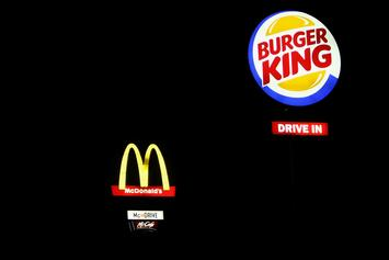 """Burger King Roasts McDonald's With """"No One Is Happy"""" Marketing Campaign"""
