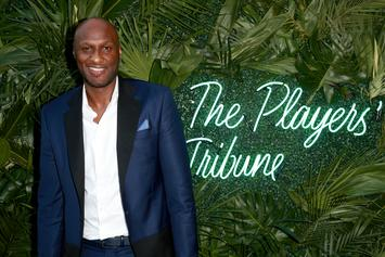 """Lamar Odom Speaks About His Recovery, """"My Doctors Say I'm A Walking Miracle"""""""