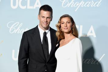 "Tom Brady Not Worried About His Salary: ""My Wife Makes A Lot Of Money"""