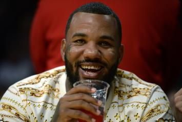 "The Game Interjects: ""If You Don't Want To Work With Chris Brown, F*ck You!"""