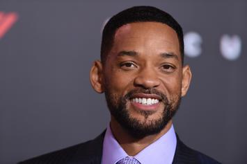 """Will Smith & The Roots Break Out In Aladdin's """"Friend Like Me"""" Song"""