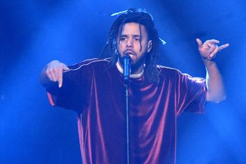 "J. Cole Called Out By ""K.O.D"" Cover Artist For Allegedly Ripping Him Off"